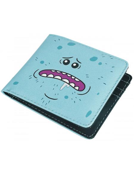 Rick & Morty Mr. Meeseeks Portefeuille bleu