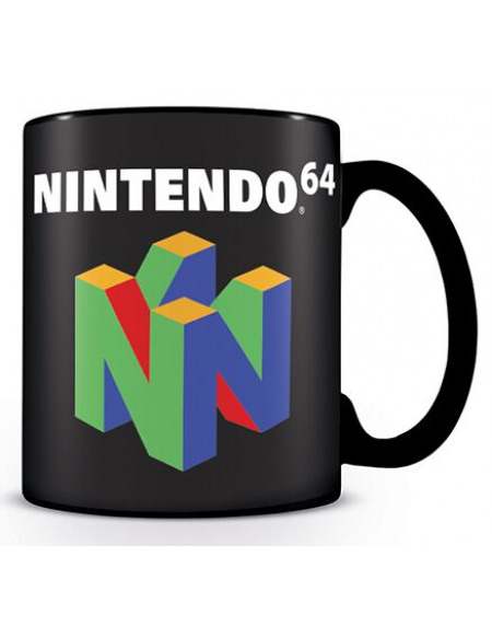 Super Nintendo N64 Mug multicolore