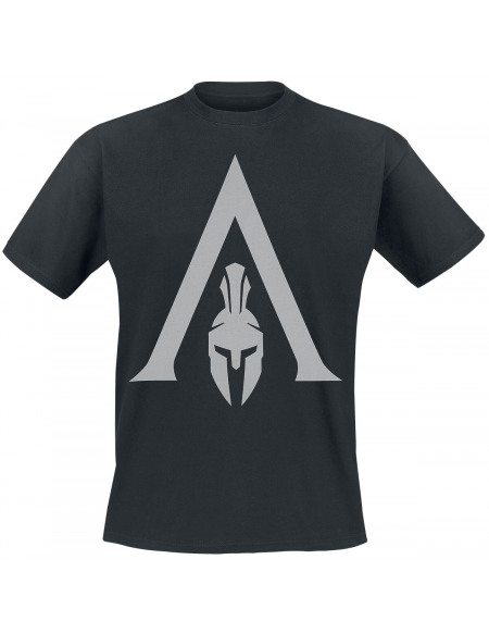 Assassin's Creed Odyssey - Logo T-shirt noir