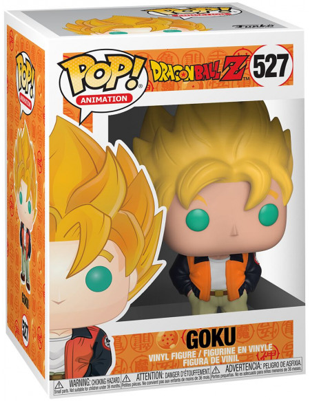 Figurine POP! #527 - Dragon Ball Z - Goku