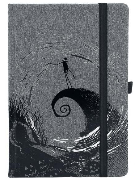 L'Étrange Noël De Monsieur Jack Moonlight Madness - Carnet De Notes Cahier multicolore