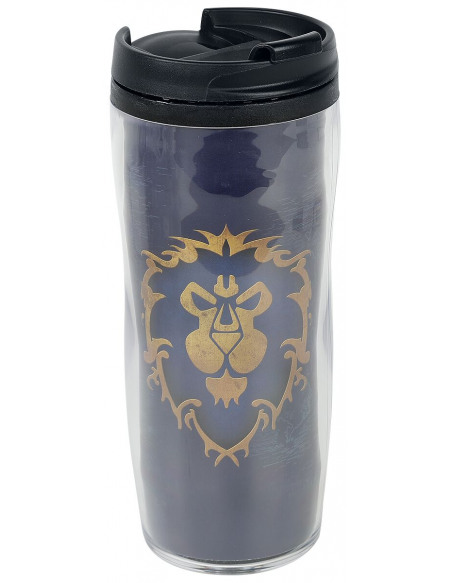 World Of Warcraft Alliance Bouteille multicolore
