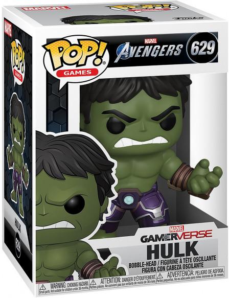 Marvel Avengers Hulk - Funko Pop! n°629 Figurine de collection Standard