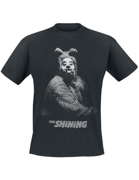 The Shining Bärenkostüm T-shirt noir