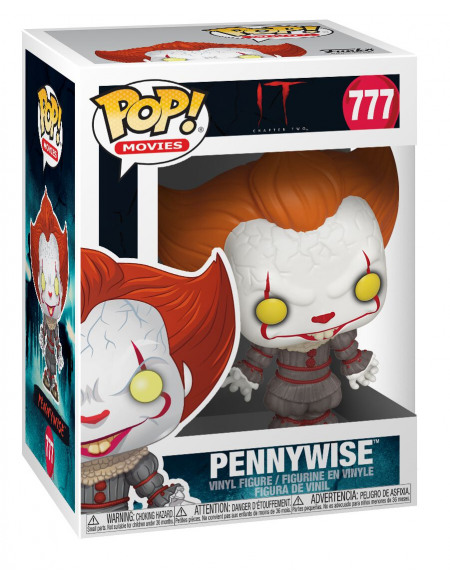 Figurine Funko Pop Movies Pennywise