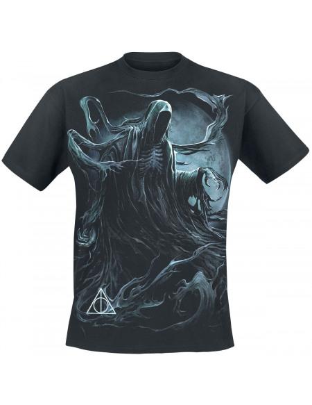 Harry Potter Détraqueur T-shirt noir