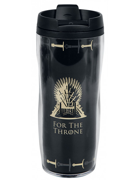 Game Of Thrones For The Throne Bouteille multicolore