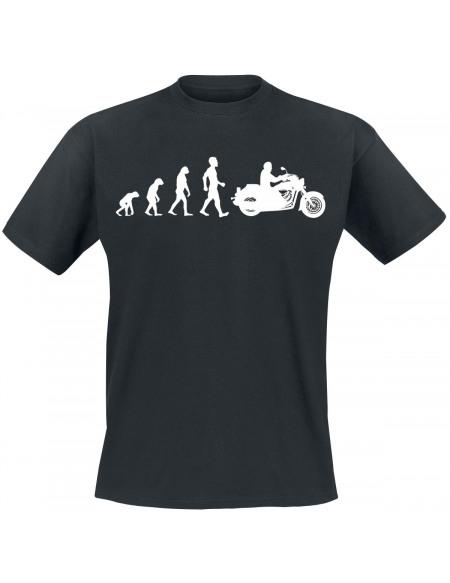 Bikers, The Pride Of Creation T-shirt noir