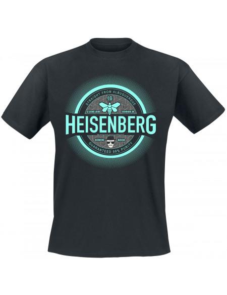 Breaking Bad 99% Purity T-shirt noir