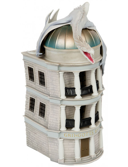 Harry Potter Gringotts Deluxe Bank Tirelire multicolore
