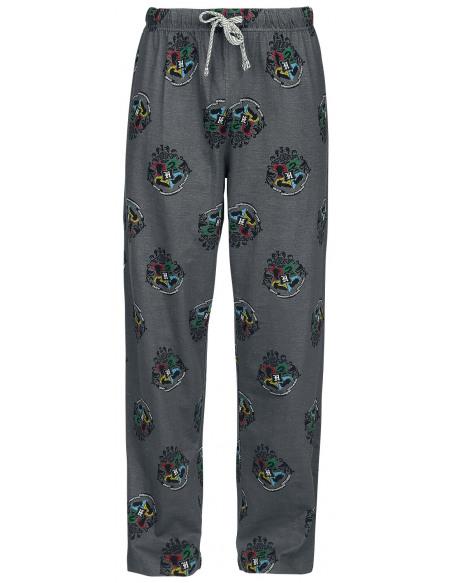 Harry Potter Hogwarts Crest Bas de pyjama multicolore