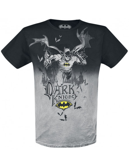 Batman The Dark Knight T-shirt noir