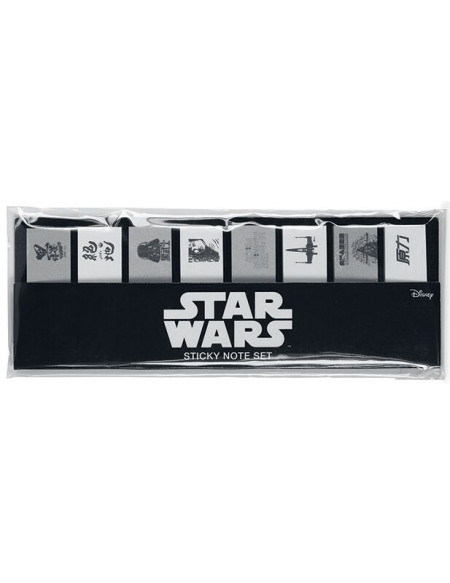 Star Wars Japonais Bloc-notes multicolore