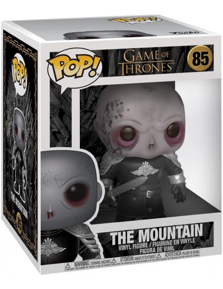 Game Of Thrones La Montagne (Oversized) - Funko Pop! n°85 Figurine de collection Standard