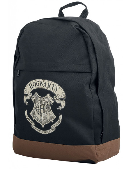 Harry Potter Poudlard Sac à Dos noir