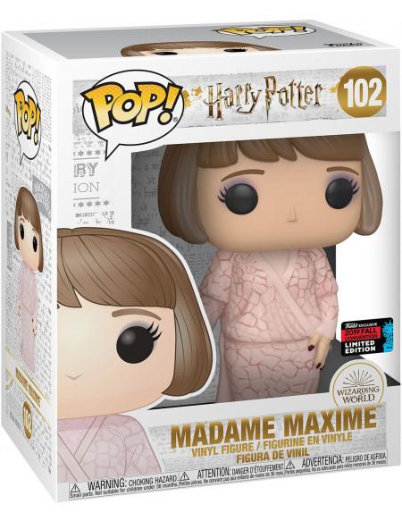 Harry Potter NYCC 2019 - Madame Maxime (Figurine Oversize) - Funko Pop! n°102 Figurine de collection Standard