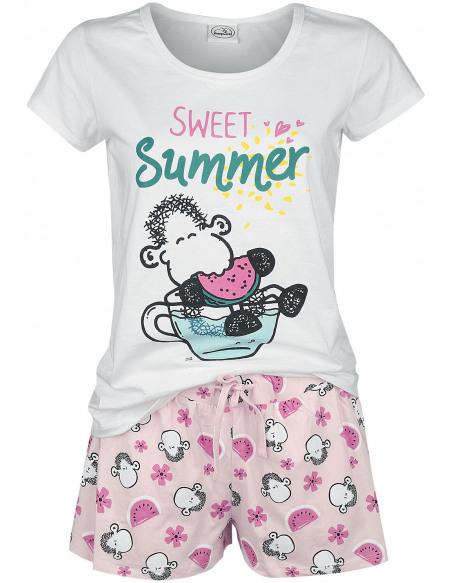 Sheepworld Sweet Summer Pyjama multicolore