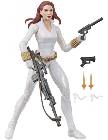 Black Widow Deadly Origin - Black Widow (Marvel Legends Series) Figurine articulée Standard