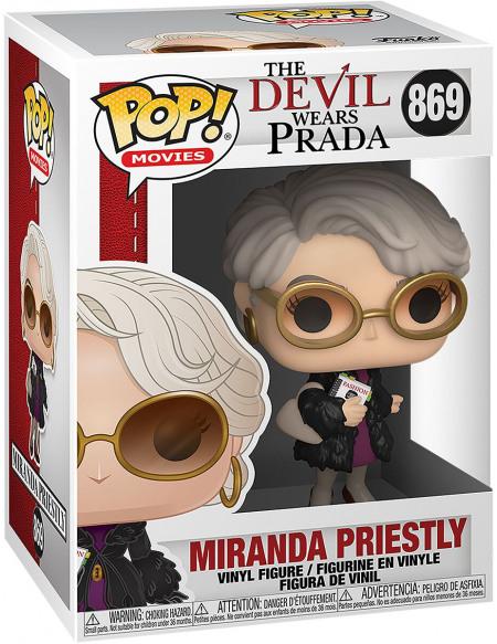 Der Teufel trägt Prada Miranda Priestly Vinyl Figur 869 Figurine de collection Standard