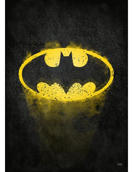 Batman Plaque (Logo Classique) Photo murale Standard