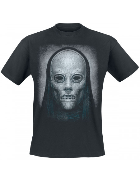 Harry Potter Mangemort - Portrait T-shirt noir