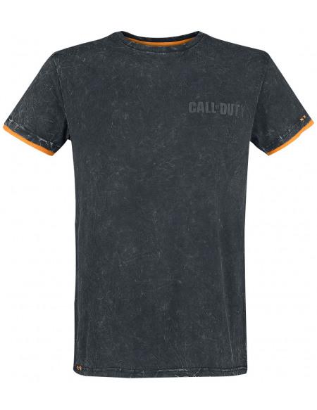 Call Of Duty Monkey Bomb T-shirt gris