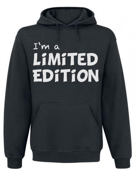 Limited Edition Sweat à capuche noir