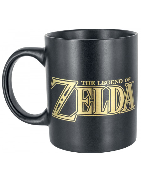 The Legend Of Zelda Hyrule Mug Standard