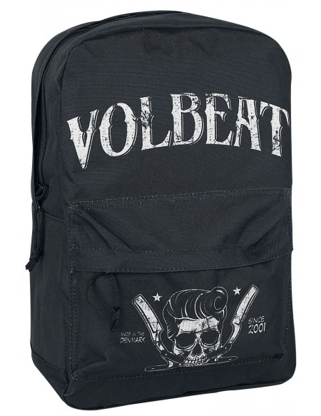 Volbeat Barber Pocket Sac à Dos noir