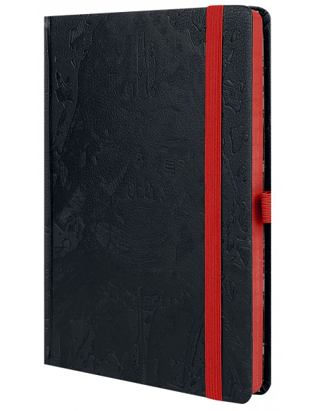 Star Wars Vader Art - Carnet Cahier multicolore