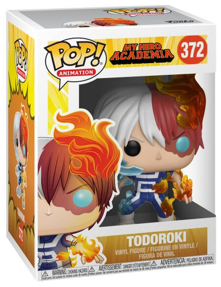 My Hero Academia Todoroki - Funko Pop! n°372 Figurine de collection Standard