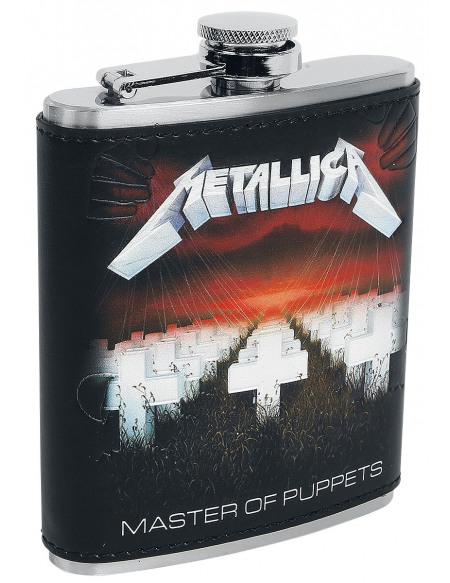 Metallica Master Of Puppets Bouteille multicolore