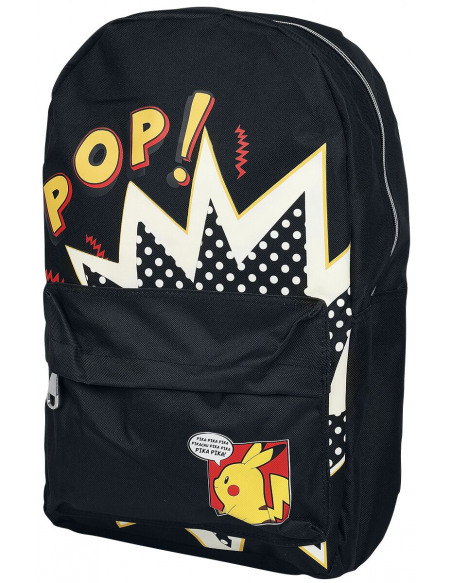 Pokémon Sac À Dos Pop Art Sac à Dos multicolore