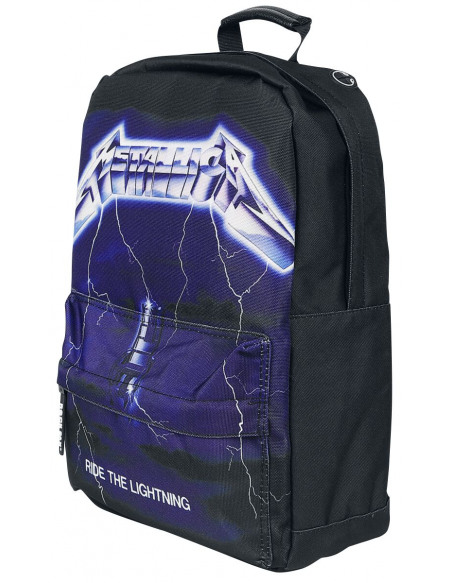 Metallica Ride The Lighting Sac à Dos noir