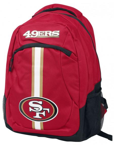 NFL San Francisco 49ers Sac à Dos Standard