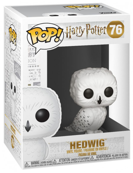 Harry Potter Hedwige - Funko Pop! n°76 Figurine de collection Standard