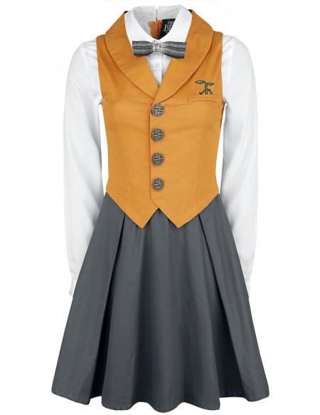 Les Animaux Fantastiques Newt & Pickett Robe multicolore
