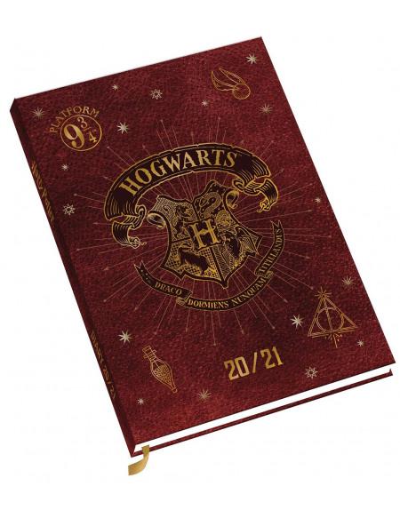 Harry Potter Agenda 2020-2021 Agenda multicolore