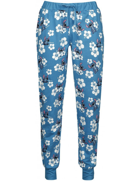 Lilo & Stitch Hawaii Bas de pyjama multicolore