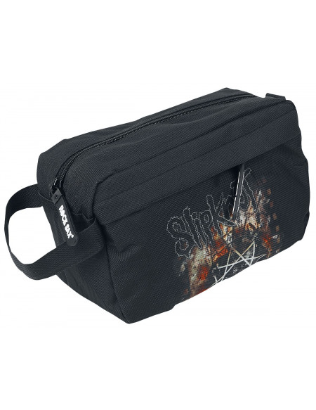 Slipknot Pentacle Trousse de Toilette noir