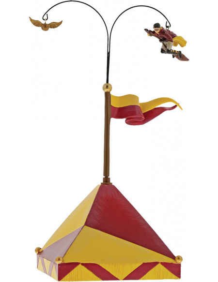 Harry Potter Chasser Le Vif D'Or Statuette multicolore