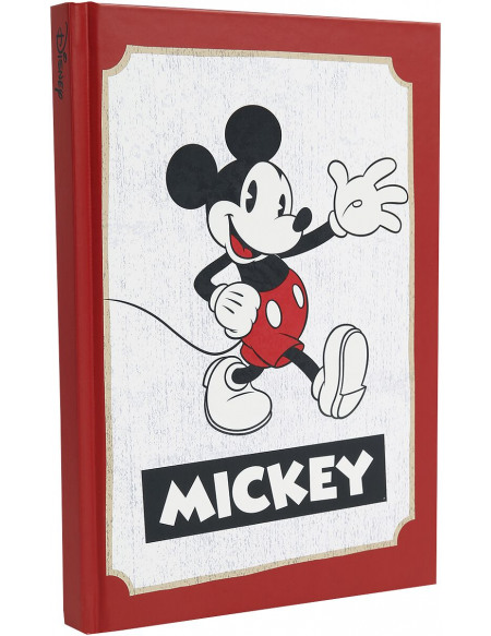 Mickey & Minnie Mouse Mickey Cahier Standard
