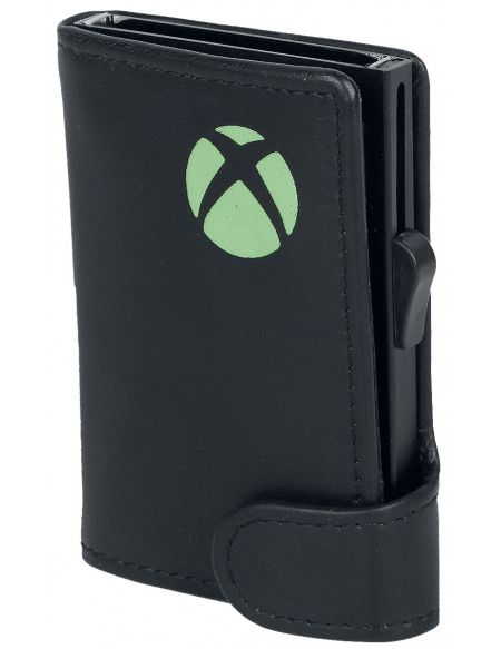 Xbox Porte-Cartes Porte-cartes noir