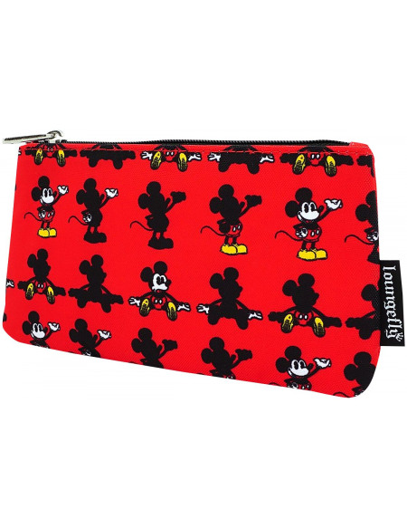 Mickey & Minnie Mouse Loungefly - Micky Maus Sac à Main rouge