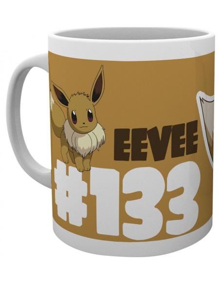 Pokémon Évoli Mug Standard
