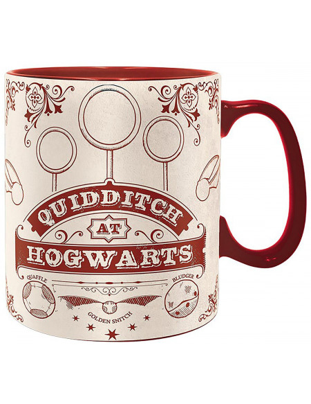 Harry Potter Quidditch Mug Standard