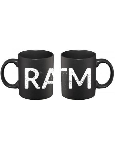 Rage Against The Machine Battle 99 Mug noir