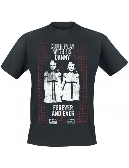 The Shining Forever and Ever T-shirt noir