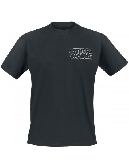 Star Wars Galactic Empire T-shirt noir