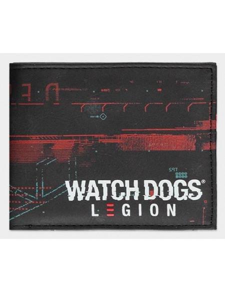 Watch Dogs Legion - Print Portefeuille multicolore